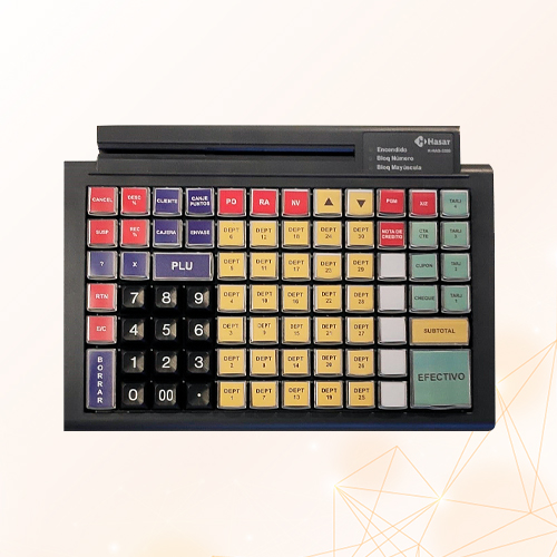teclado reducido